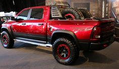 Follow us to see more badass lifted, diesel or gas trucks. Cummins, Duramax or Powerstroke -we love all! So, bring on the big Chevy, GMC, Ram, Dodge, Ford or Jeep trucks. I like to see them in the mud, on the dragstrip, or just cruising the street. #ram