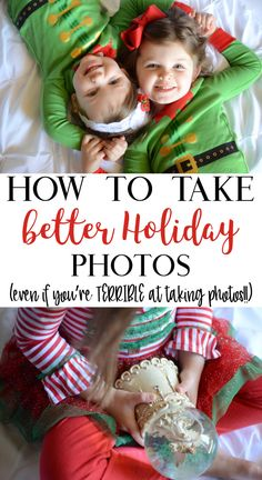 How to take better holiday photos. Holiday Photos, Holiday Fun, Holiday Ideas, Christmas Ideas, Improve Photography, Photography Tips, Travel Photography, Lightroom Presets For Portraits, Christmas Gift Decorations