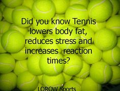 Did you know? #tennis #facts