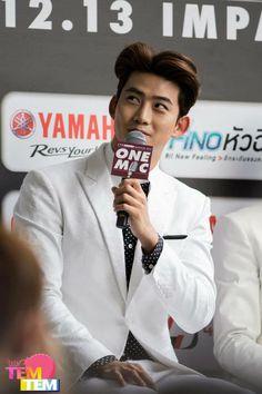 JYP NATION in Bangkok 'ONE MIC' Press Conference