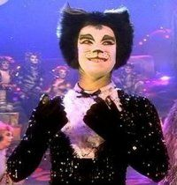 And we all say   Oh! Well, I never was there ever   A cat so clever as magical Mr. Mistoffelees     http://www.catsthemusical.com/