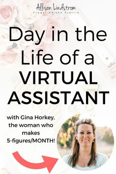 Thinking about becoming a Virtual Assistant? How do they manage to work from home with all the regular distractions?& a sneak peek into the typical day of the queen of Virtual Assistants, Gina Horkey! Way To Make Money, Make Money Online, How To Make, Virtual Assistant Services, Work From Home Jobs, Online Jobs, Online College, Motivation, Earn Money