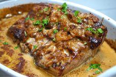 Pork Recipes, Baking Recipes, Sambal Oelek, Swedish Recipes, Food Court, Food Inspiration, Food And Drink, Low Carb, Beef
