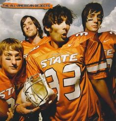 #TheAllAmericanRejects - Rock Band that was formed in #Stillwater #Oklahoma