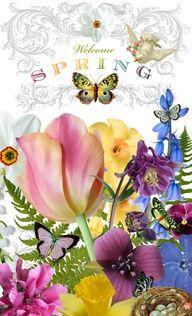 ♥ spring...