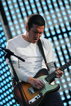 John Frusciante!  Musical genius!!