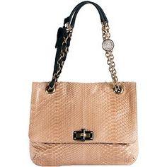 Lanvin Python Happy medium bag in nude. Very chic   ladylike. f103db99c8d