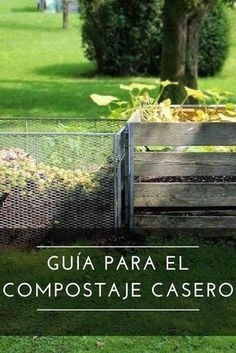 Guía para el compostaje casero This guide wants to be a concrete, theoretical and practical help, to