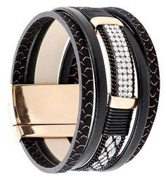 Bracelet - Black Snake