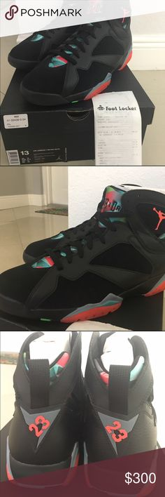 sale retailer e3ed8 0e48b ... air jordan 7 barcelona nights hip hop instrumentals updated daily  beatzbylekz. shoes jordan 7s d ...