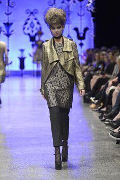 Trelise Cooper Golden Age Jacket, Raise Your Glass Dress & Rock and Stroll Pant