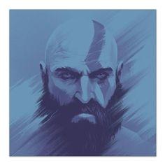 Mondo Is Releasing Bear McCreary's God of War Soundtrack on Vinyl Artwork, Video Game Art, Art, Mythology, Original Artwork, Norse Mythology, Ghost