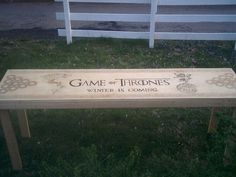 DIY Game of Thrones Beer Pong Table (13 Photos)