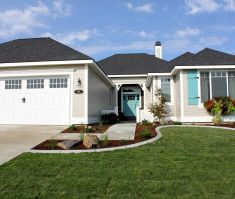 Gorgeous home located in one of Kennewick's most sought after neighborhoods. This Gretl Crawford original features cottage appeal with courtyard entry, three car garage, teal accepts, hardi and shake siding plus fireplace stack. Interior Design And Construction, Shake Siding, Courtyard Entry, Cottage Style Homes, Tri Cities, Beautiful Mind, Car Garage, The Neighbourhood, Washington