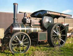 Steam Traction Engine  http://www.cheffins.co.uk/assets/fck/Image/2849.jpg