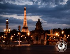 1. The Eiffel Tower 2. The Lourve 3. Champs-Elysees  4. Versailles
