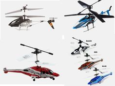 Remote Control Helicopters Under $20 Including Shipping!