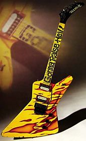 Hamer Guitars :: Hamer History - Rick Nielsen's Collection