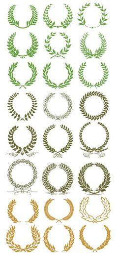 Spartanischer Helm, Flower Tattoos, Hand Tattoos, Dibujos Tattoo, Small Space Interior Design, Anniversary Logo, Logo Design, Graphic Design, Laurel Wreath