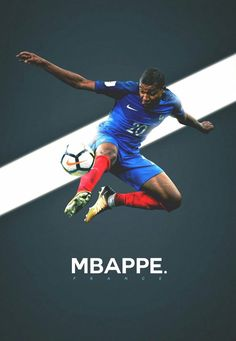 One of the greatest sporting events on this planet is soccer, generally known as football in a lot of nations around the world. Football Celebrations, Fifa, Mbappe Psg, France Football, Soccer Inspiration, Soccer Skills, Football Art, Sports Graphics, Football Wallpaper
