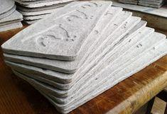 Tutoriales Bricolage, manualidades e ideas Pasta Piedra, Salt Art, Ideas Creativas, Diy And Crafts, Polymer Clay, Paper, Creative Ideas, Van, Album