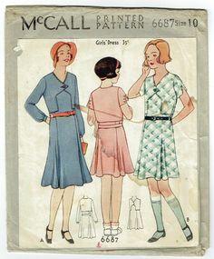 1940/'s-Victorian-Railway Children-Girls EDWARDIAN FLORAL PRINT DRESS All Ages