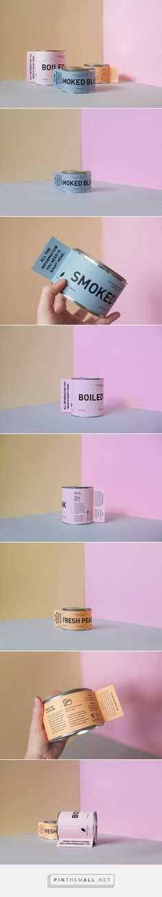 The Naked Unicorn Collection - Frida Borgstedt Cool Packaging, Coffee Packaging, Bottle Packaging, Beauty Packaging, Brand Packaging, Design Packaging, Label Design, Graphic Design, Package Design