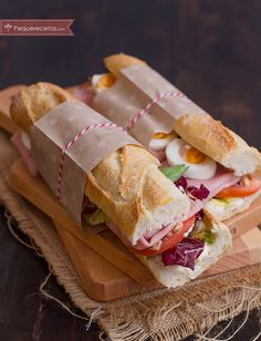 Tasteful Healthy Lunch Ideas with High Nutrition for Beloved Family Sandwich Bar, Gourmet Sandwiches, Brunch Recipes, Breakfast Recipes, Food Porn, Tacos And Burritos, Deli Food, Food Truck, Food Photography