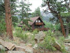 Estes Park Vacation Rental - VRBO 227075 - 4 BR Front Range House in CO, Gteat Views, Quiet Neighborhood, Beaver Ponds Across the Road.$175-250