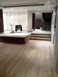 Редене и лакиране на дъбово #дюшеме в дома на наш клиент. Изпълнител: @PrimrousEood >>> http://www.parketite.com/