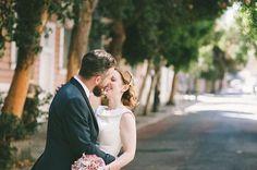 San Francisco city hall elopement wedding