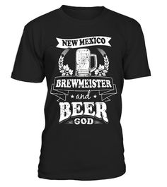 829e9adc4 New Mexico State Brewmeister and Beer God Vintage T-Shirt . Special Offer