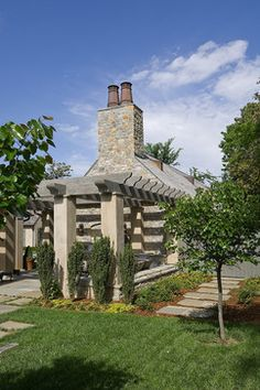 Custom Homes - traditional - Exterior - Other Metro - Jack Arnold Companies