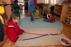Montessori preschool from Turkey