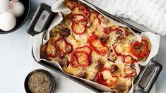 Vegetable Pizza, Cauliflower, Baking, Vegetables, Koti, Recipes, Foods, Kite, Food Food