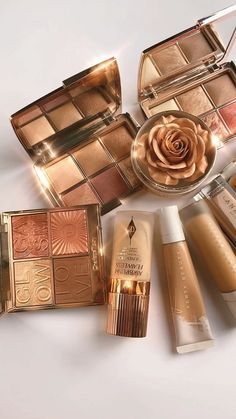 Makeup Items, Makeup Brands, Best Makeup Products, Beauty Products, Make Up Kits, Skin Makeup, Makeup Brushes, Beauty Makeup, Makeup Ysl