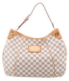 1a365fae4e86 Louis Vuitton Damier Azur Galleria PM Louis Vuitton Damier