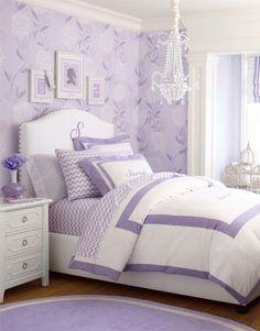 Purple bedroom girl (purple bedroom ideas)  #Bedroom  Tags:  purple bedroom ideas purple bedroom teen purple bedroom boheiman  purple bedroom paint grey and purple bedroom