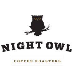Owl Coffee Logo Night Owl Coffee Roasters