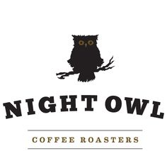 Owl Coffee Logo Night Owl Coffee Roasters