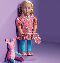 "M6717 Clothes for 18"" Dolls  #mccalls #18""dollclothes"