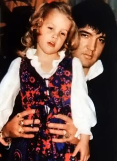 elvis lisa marie presley | Elvis & Lisa Marie - Elvis Presley Photo (26629793) - Fanpop ...