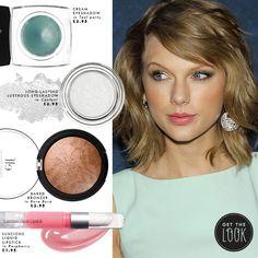 Taylor swift - Get the look E.l.f. cosmetics