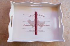 Tray Classic Chicken Kitchenware, Tray, Container, Chicken, Classic, Home Decor, Derby, Decoration Home, Room Decor