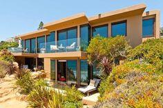 Интерьер виллы Laguna Beach Oceanfront, Калифорния, США. / IPv2 - Глобальная информация