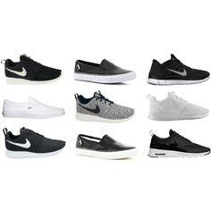 Nike + Vans | Minimal + Chic | @CO DE + / F_ORM