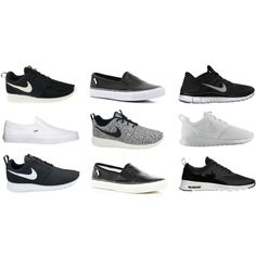 Nike + Vans | Minimal + Chic | @CO DE