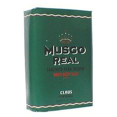 Haven't heard of this soap, Musco Real before...going to have to source it. Best Soap Bars for Men (Top 10 List) | The Urban Gentleman