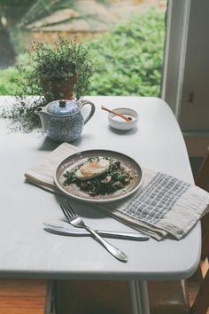 lemon and eggs | lean + meadow