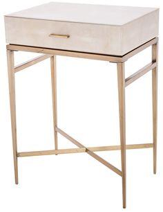 Amazing RV Astley Esta Side Table   1 Drawer